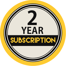 Two Year  Subscription